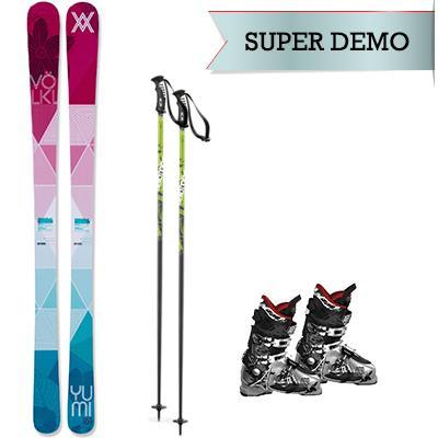 Super Demo Ski Package
