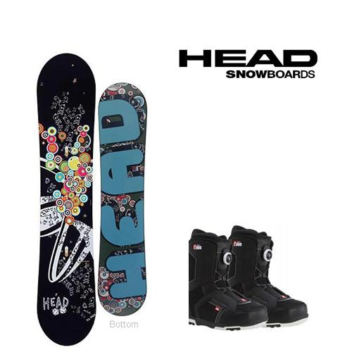 Child Snowboard Package