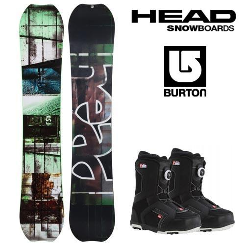 Performance Snowboard Package
