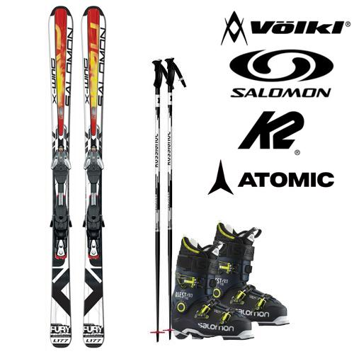 High Performance Ski Package