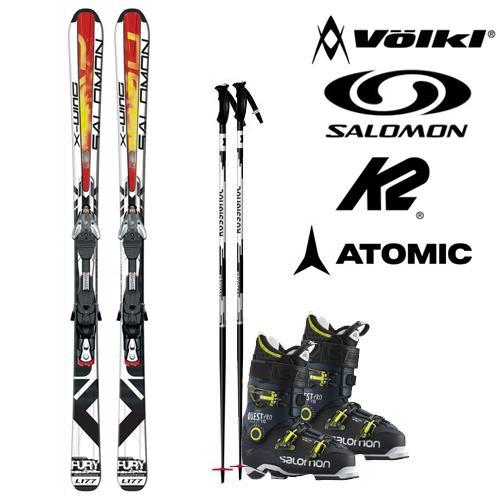 High Performance Ski Package