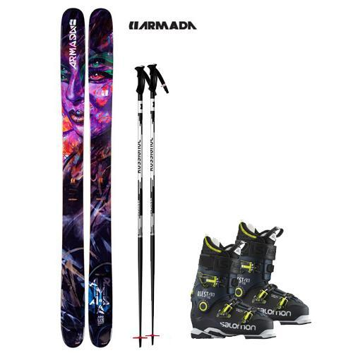 Ultra Demo Ski Packages
